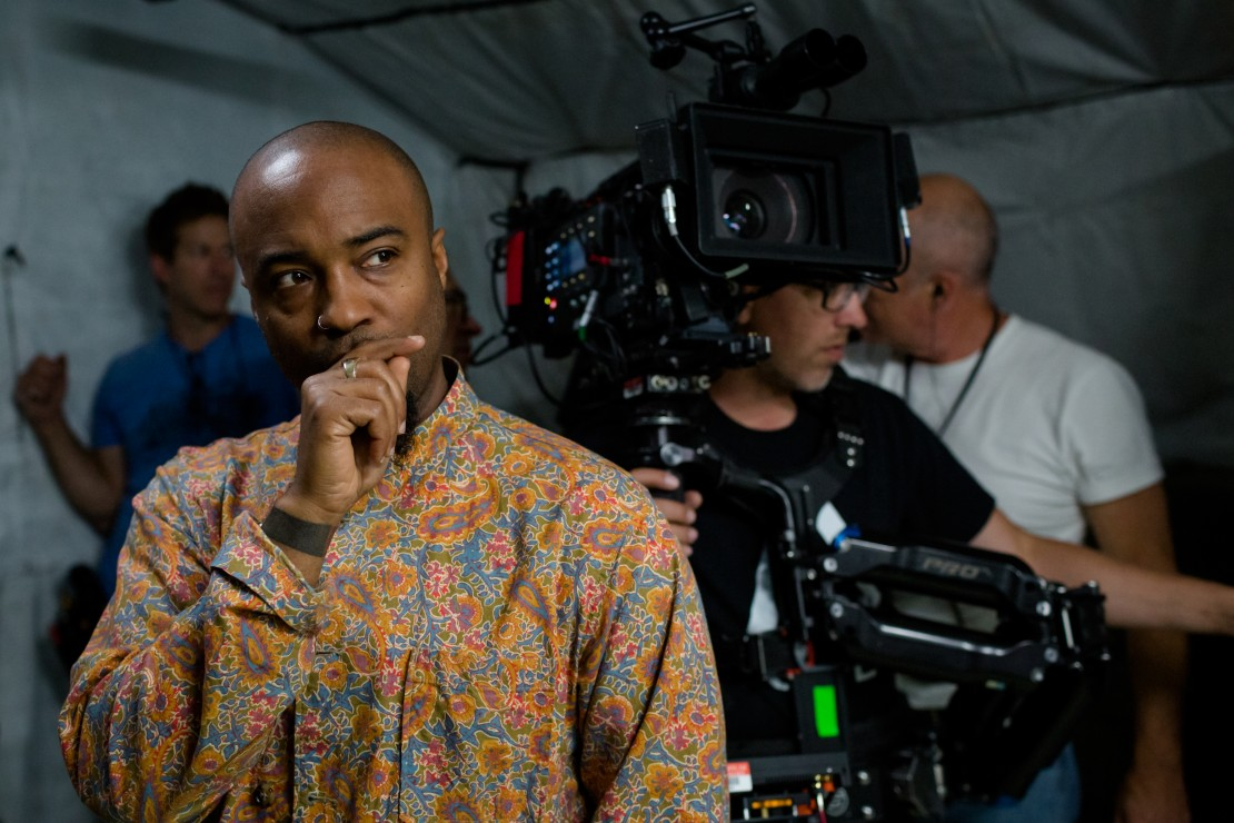 Image result for bradford young arrival