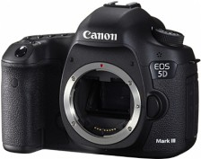 Canon 5D Mark III Official Photos and Specs