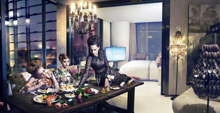 Hotel Eclat Dining