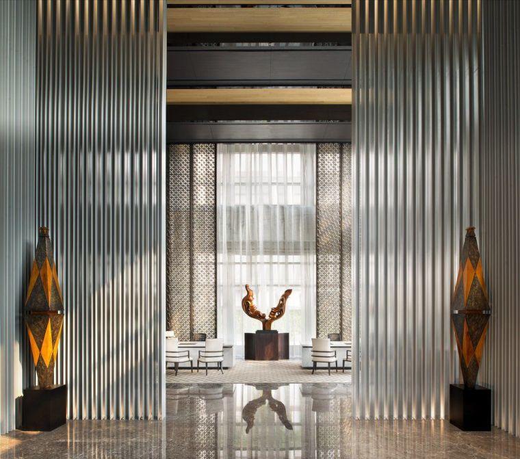 Keraton at the Plaza Lobby