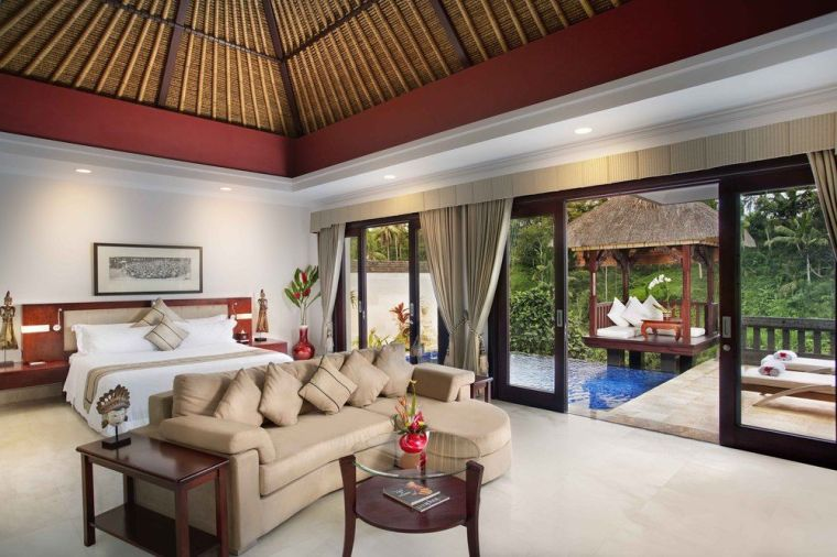 Viceroy Bali Deluxe Pool Suite