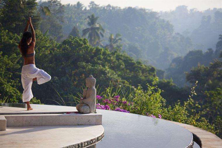 Viceroy Bali Yoga