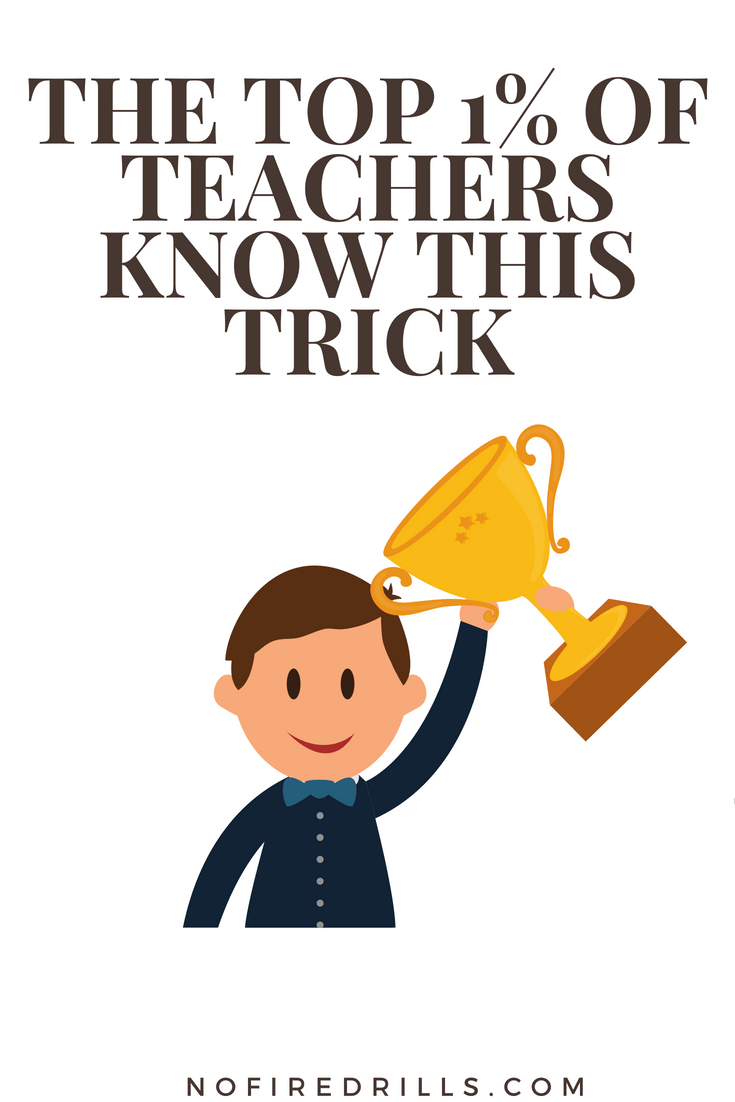 teacher trick