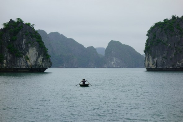 Go! Why are you even reading this blog! Go now to Cat Ba Island!