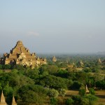 I want to ride my bicycle (amongst the temples of Bagan)