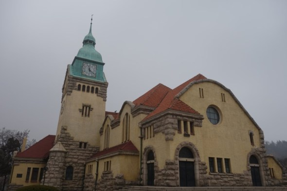 German church in Qingdao