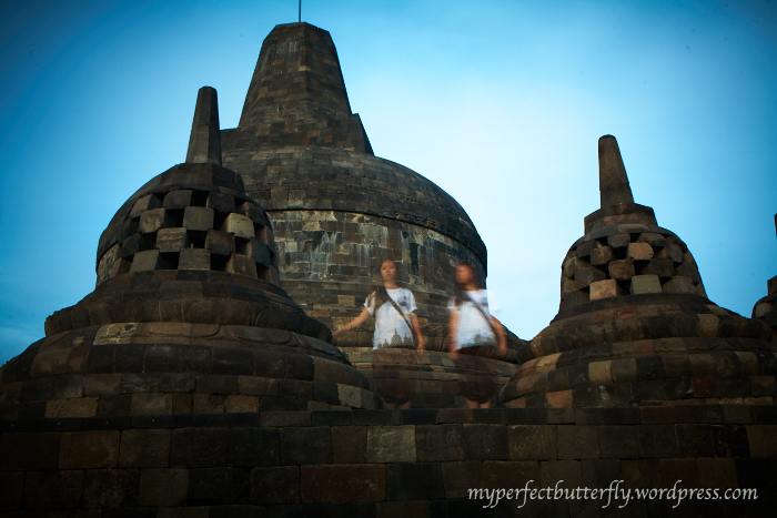 Jamie Chan, ASEAN, Borobudur, Indonesia, No Foreign Lands, Travel Blogger