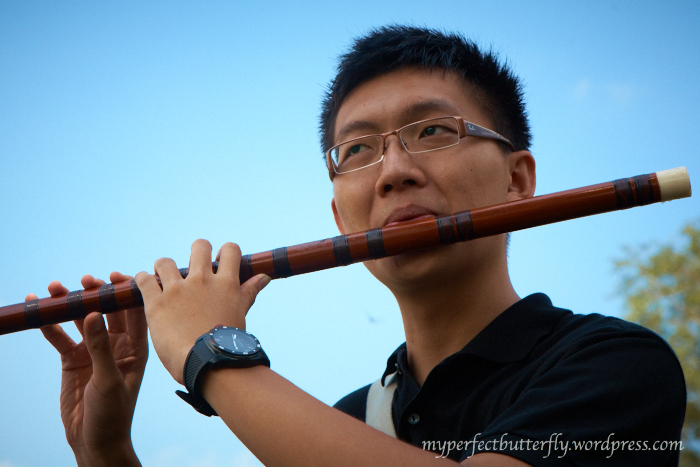 Tan Qing Lun, Dizi, Singapore, ASEAN Youth Cultural Camp 2011