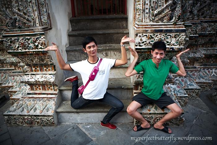 Bangkok, Thai Dancer, Jamie Chan, No Foreign Lands