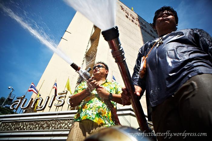 Songkran splendors, Jamie Chan, Thai New Year, No Foreign Lands, Travel Blogger