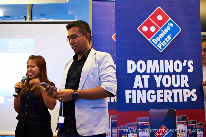 img 3165 Domino's At Your Fingertips - Domino's Pizza Jamie Chan