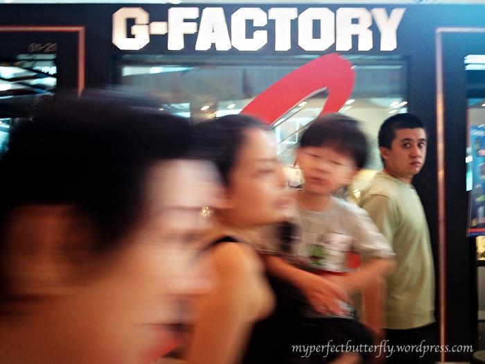 Casio, Jamie Chan, Blogger, No Foreign Lands, Singapore