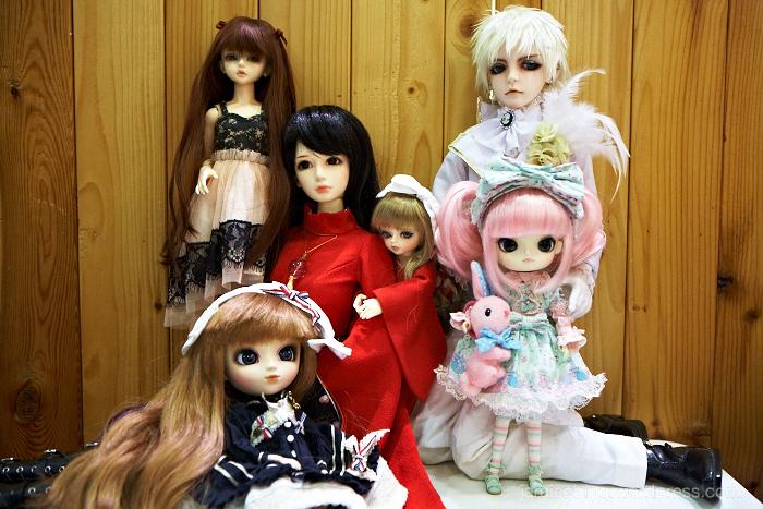 Dolls, Volks, Luts, BJD, Singapore, Jamie Chan, No Foreign Lands, Blogger