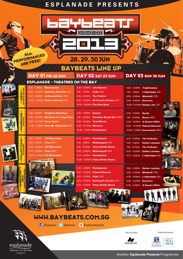 Baybeats 2013 A2 poster ART copy