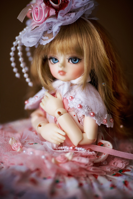 Luts Baby Brier Taffy, Ball Jointed Dolls, YOSD