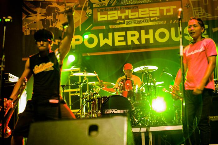 Priceless Stupid Box, Baybeats 2013 Powerhouse