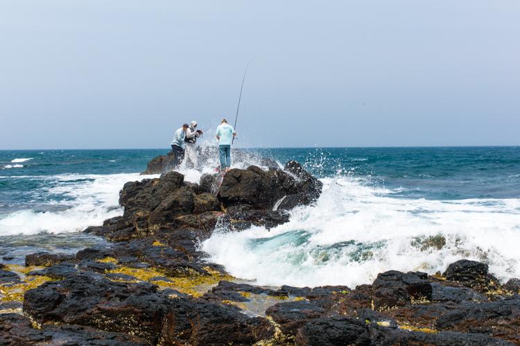 australia, Mornington, fishing