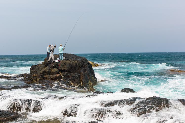 australia ocean leica, mornington, fishing