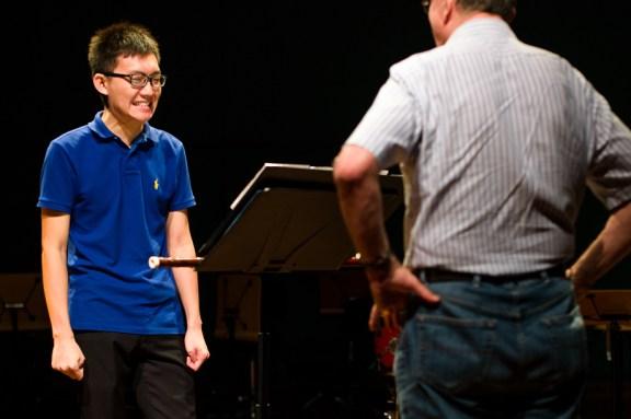Qing Lun, Dizi Player, Music Chinese, Teaching, Instrument