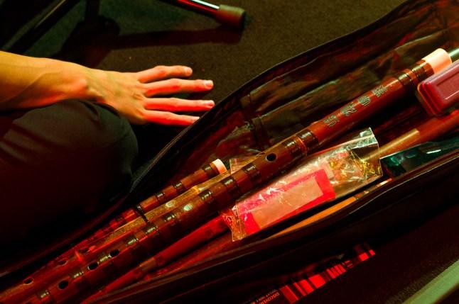 Flute, Dizi, Chinese instrument