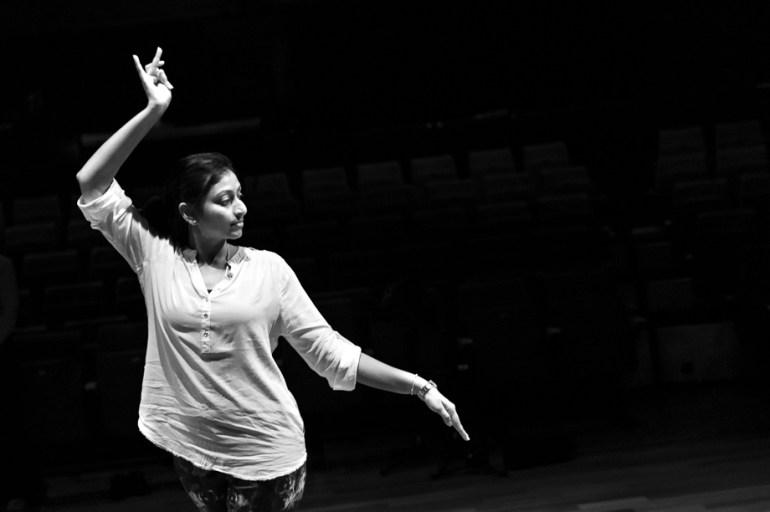 Indian Dancer, ASEAN, Concert, Leica, Monochrome, Shivashni Kummar