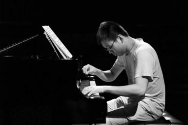 Pianist, Concert, Monochrome, Leica, Jamie Chan, No Foreign Lands