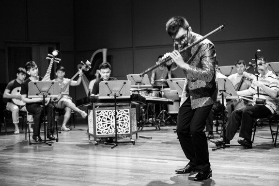 Monochrome, Leica, Tan Qing Lun, Concert, Voices of Tomorrow, Chinese, Music