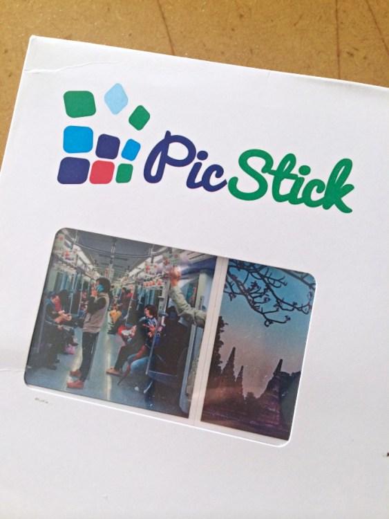 PicStick, Blogger, Envelop, Gift Ideas ,Review