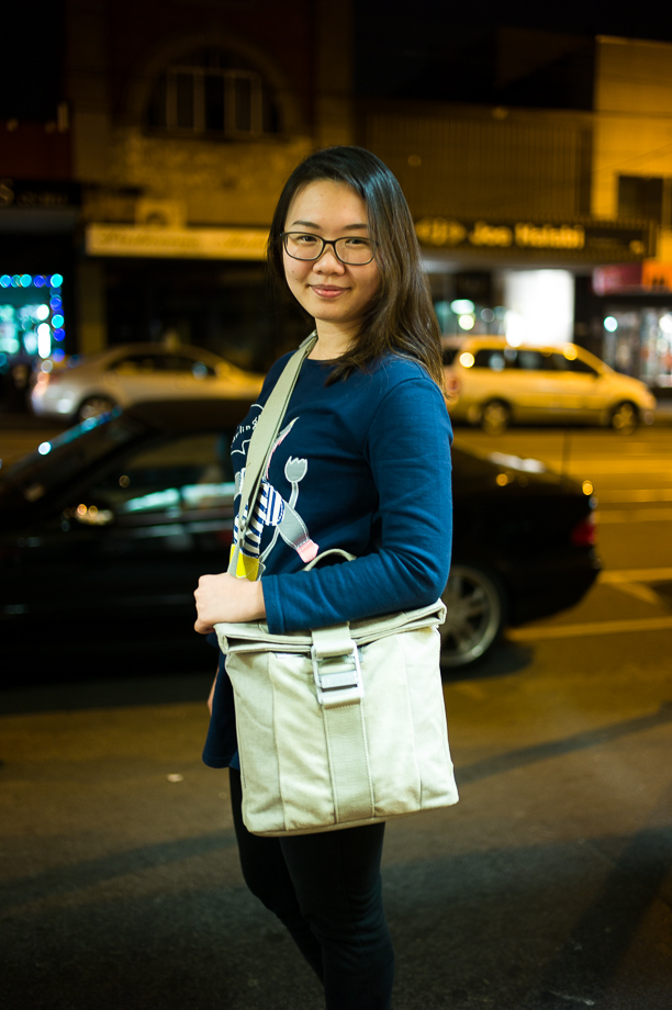 Jamie Chan, Photographer, National Geographic bag, Sponsored, NG P2030 Slim Shoulder Bag