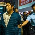 umbrella movement, Hong Kong, Leica, Jamie Chan, mongkok, police, arrest, protesters