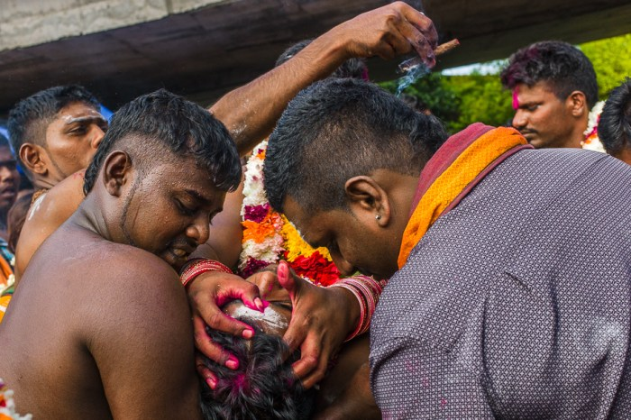 Trance, Thaipusam, 2015, Malaysia, Leica, Summilux, Jamie Chan, No Foreign Lands, Travel, devotees, indians