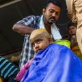 Shaving of head, Thaipusam, 2015, Malaysia, Leica, Summilux, Jamie Chan, No Foreign Lands, Travel, Batu Caves, Devotees