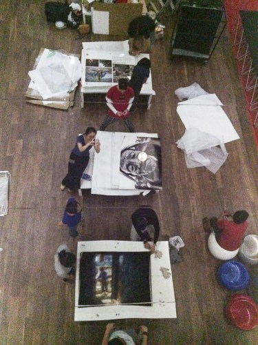 When the Mountains called, Kathmandu Inside out, Curation, Photography Exhibition, Jamie Chan, Prints