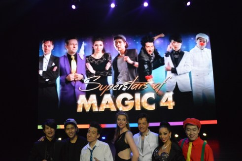 Resort World Genting, Singapore bloggers, travel, Malaysia, Jamie Chan, Superstar of Magic 4