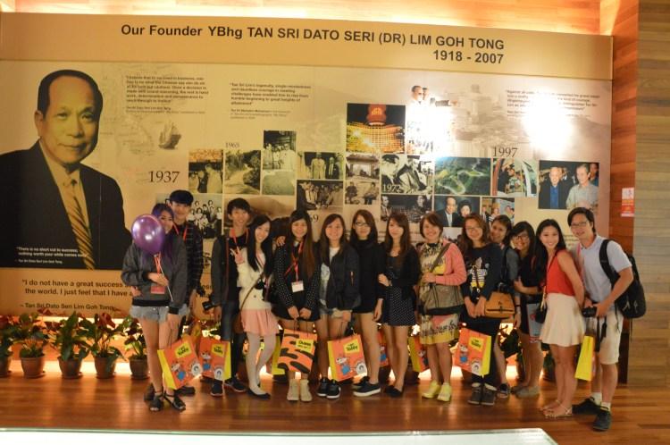 Resort World Genting, Singapore bloggers, travel, Malaysia, Horizon 50, Jamie Chan, behind the scenes