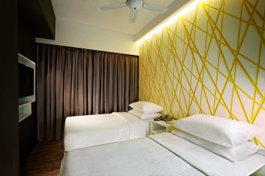Resort World Genting, First World Hotel, Room, Singapore blogger, travel, Malaysia