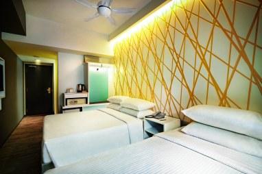 Resort World Genting, First World Hotel, Room, Singapore blogger, travel, Malaysia, Tripple Duluxe room