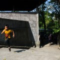 Indonesia, Bali, Ubud, Foundry 2015, Jamie Chan, No Foreign Lands, Leica, Boy running