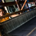 Bali, Indonesia, Jamie Chan, Woman weaving, Ubud, Leica, No Foreign Lands, Photography 35mm Summilux, Leica M-E