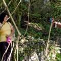 kuburan terunyan, Bali, Indonesia, No Foreign Lands, Jamie Chan, Leica, dead skulls, selfie, tourist, tradition