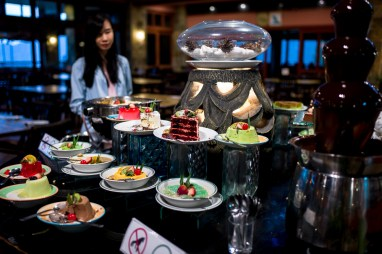 genting, malaysia, jamie chan, blogger, review, june holidays, Leica, Food