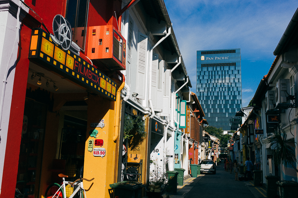 Haji Lane, Jamie Chan, Photographer, Leica, Singapore