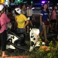 Kenting, Taiwan, Jamie Chan, Leica Photographer, travel blogger, No Foreign Lands, electric scooter, cow