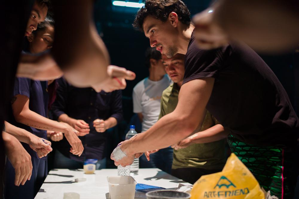 Fight Palast, M1 Fringe Festival 2017, Art & Skin, Jamie Chan, Leica, Singapore, Theatre, Esplanade