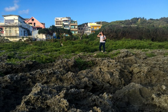 No Foreign Lands, kenting, Jamie Chan, travel, Sail Rock