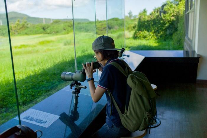 No Foreign Lands, kenting, Jamie Chan, travel, Leica, birds, long luan lake nature centre, bird watching