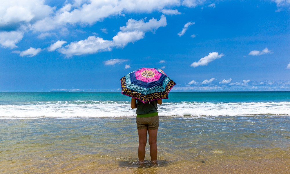 No Foreign Lands, kenting, Jamie Chan, travel, Leica, Umbrella,White Sands, beaches