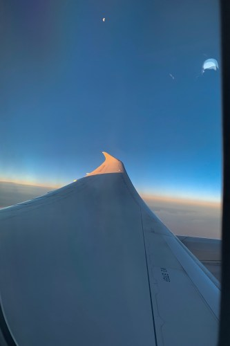 Flight, no foreign lands, jamie chan