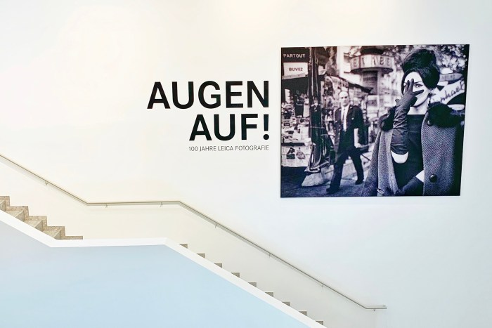 Leica Factory, Leica Camera, Wetzlar, germany, No Foreign lands, Jamie Chan, exhibition, augen aug