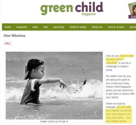 green_child